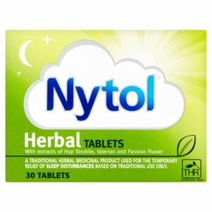 Nytol Herbal Tablets Image