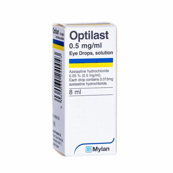 Buy Optilast Eye Drops Online(8ml) UK Next Day Delivery0.05InformationBNF