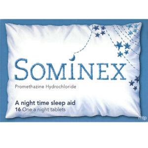 Buy Sominex Tablets UK Online Sleeping 16 Herbal