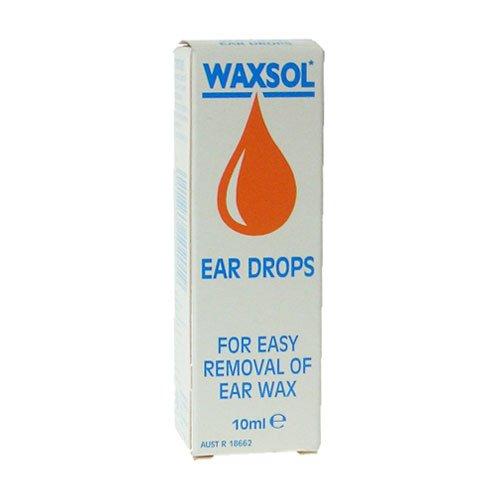 Waxsol Ear Drops 10ml Image