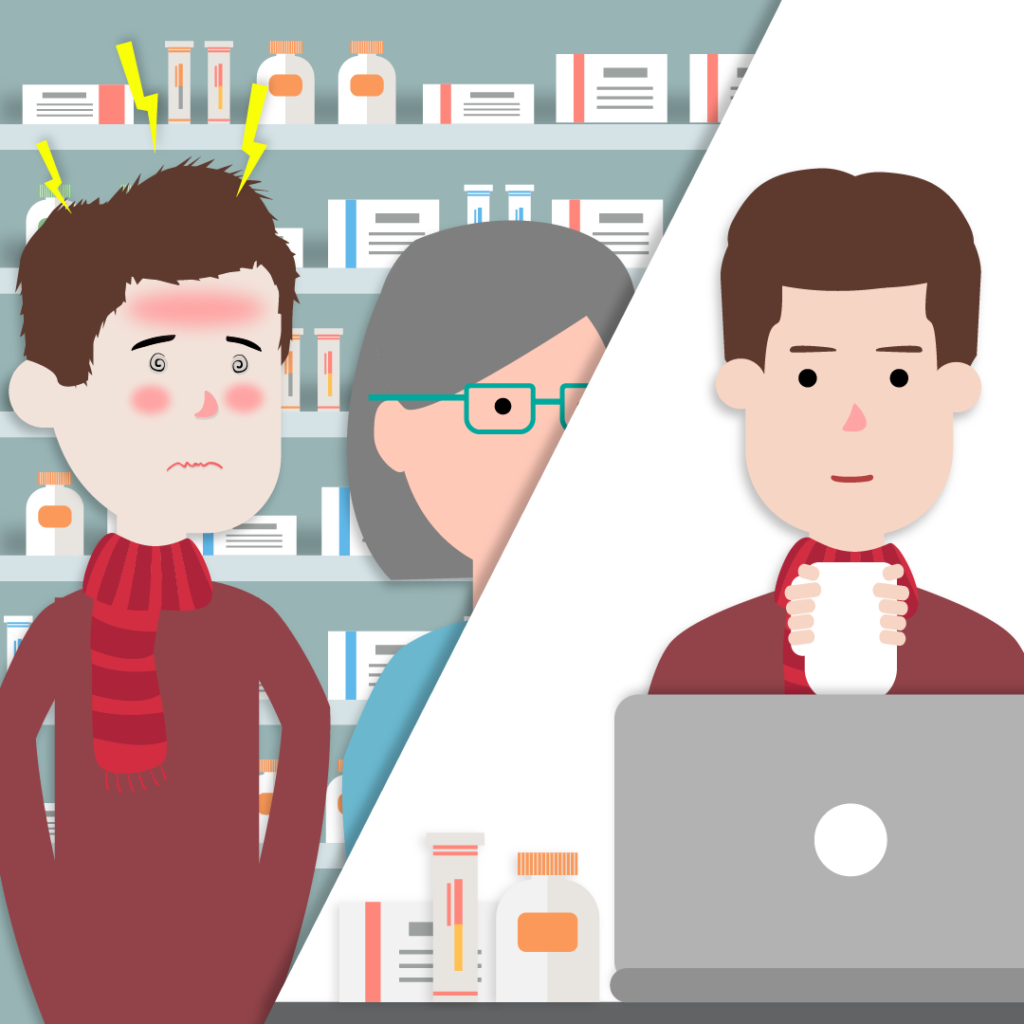 How online pharmacies work? Ordering prescription treatments online