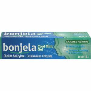 Buy Bonjela Cool Mint Gel Ulcer Treatment 15g Online UK Next Day Delivery