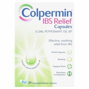 Colpermine IBS Capsules Image