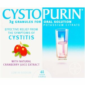 Buy Cystopurin Cystitis Relief Sachets Online