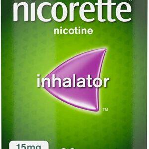 Buy Nicorette Inhalator 15mg Online UK Next Day Delivery