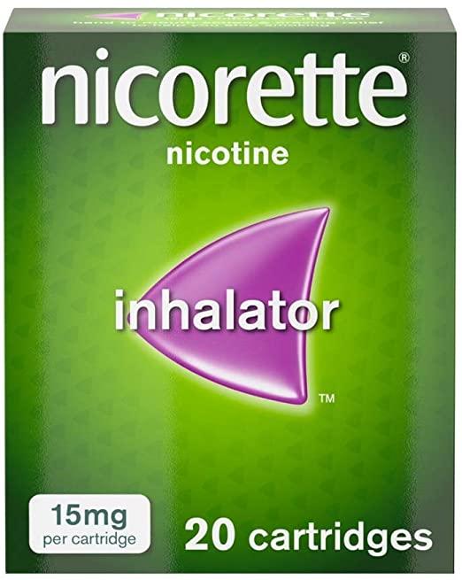 Nicorette 20 Inhalator