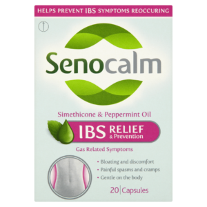 Buy Senocalm IBS Capsules Online UK Next Day Delivery 40