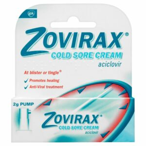 Buy Zovirax Cold Sore Cream Online UK Next Day Delivery 2g