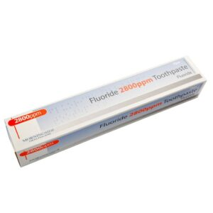 Fluoride 2800ppm Toothpaste