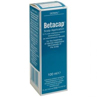 betacap scalp application solution lotion