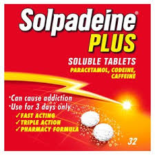 Buy Solpadeine Plus Soluble Tablets Online UK Next Day Delivery