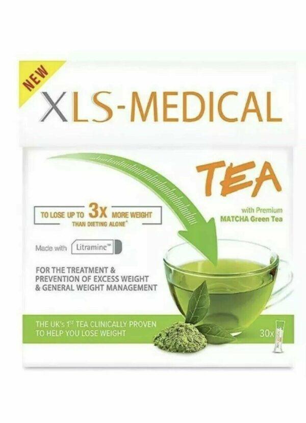 XLS Medical Tea Box Image