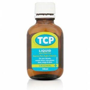 Buy TCP Antiseptic Liquid Online UK Next Day Delivery Price 50ml