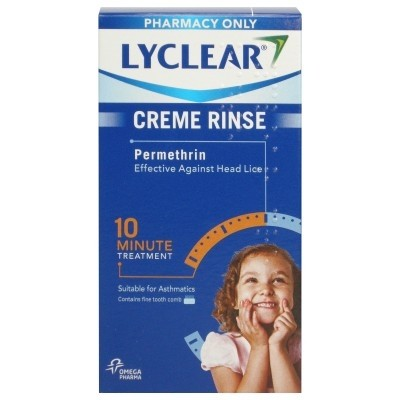 Buy Lyclear Creme Rinse Online UK Next Day Delivery