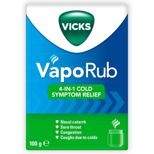 Buy Vicks Vaporub UK Next Day Delivery