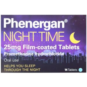 Buy Phenergan Night Time Online UK Next Day Delivery