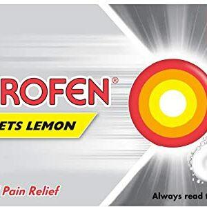 Nurofen Meltlets Lemon 200mg
