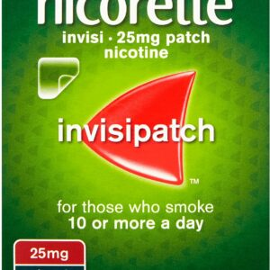 Nicorette 25mg Invisi-Patch Step 1