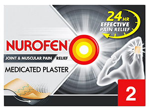 Nurofen Joint & Muscular Pain Relief Medicated Plasters