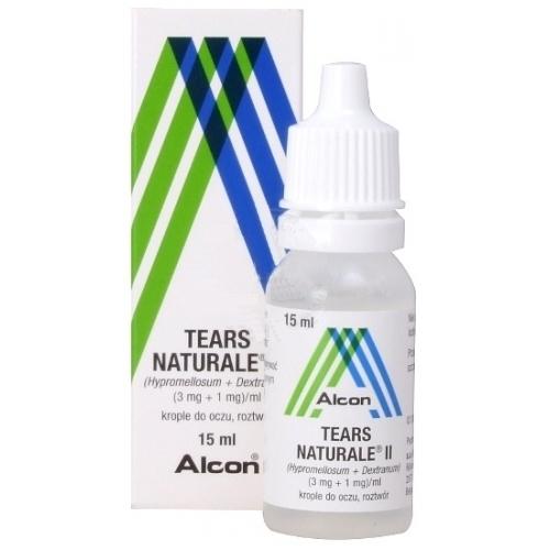 Tears Naturale Eye Drops
