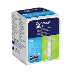 Contour Plus Test Strips