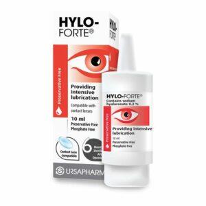 Hylo-Forte Eye Drops 10ml