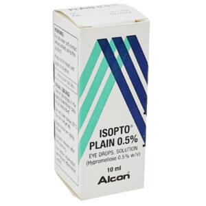 Isopto Plain Eye Drops 10ml