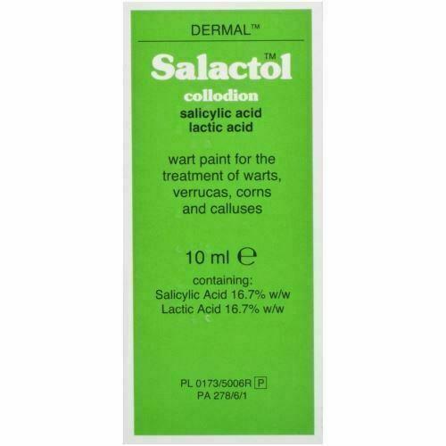 Salactol Wart Paint 10ml