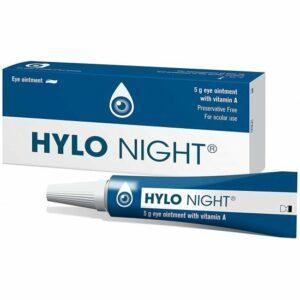 Hylo Night Eye Ointment 5g