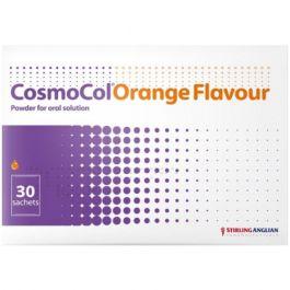 CosmoCol Orange Flavour Sachets