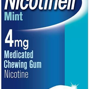 Nicotinell 4mg Gum Mint 96 Pack