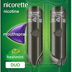 Nicorette Quickmist 1mg Mouth Spray