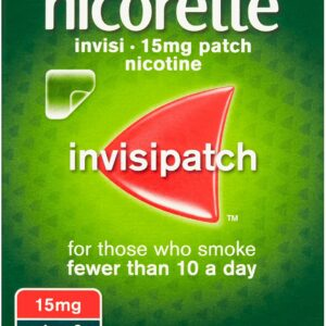 Nicorette 15mg Invisi-Patch Step 2