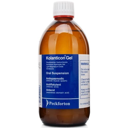 Kolanticon Gel Oral Suspension 500ml