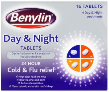 Benylin Day and Night Cold and Flu