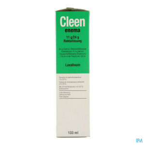Cleen Ready To Use Enema