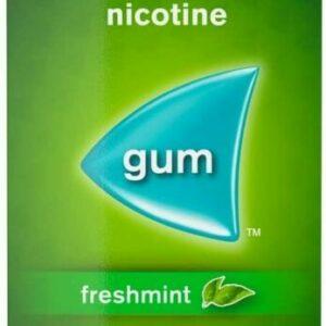Nicorette Gum 2mg Freshmint