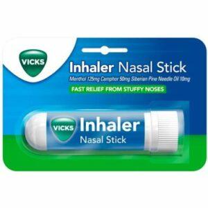 Vicks Inhaler Nasal Decongestant Stick