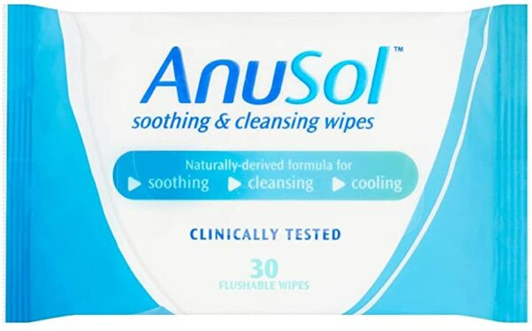 Anusol Cleansing Wipes