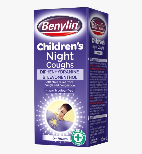 Benylin Children's Night Coughs