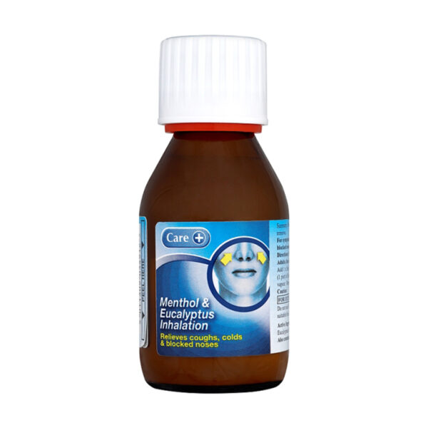 Care Menthol & Eucalyptus Inhalation