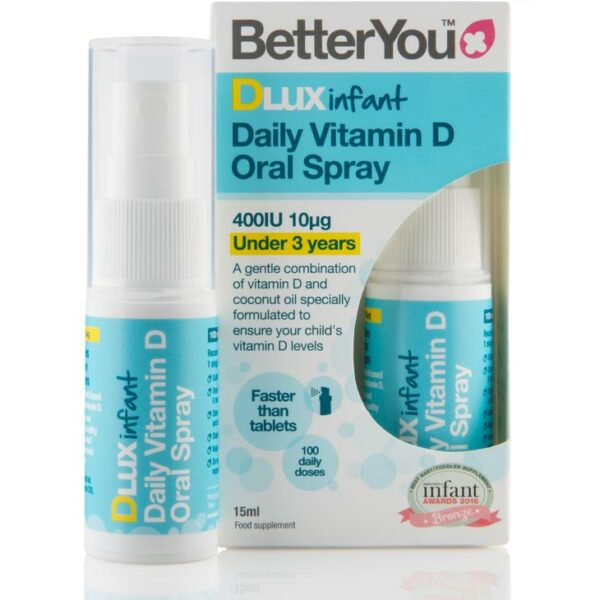 Buy BetterYou Infant Spray Online UK Next Day Delivery