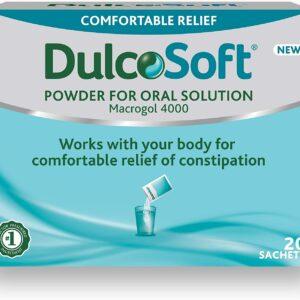 Buy Dulcosoft Powder Sachets Online UK Next Day Delivery