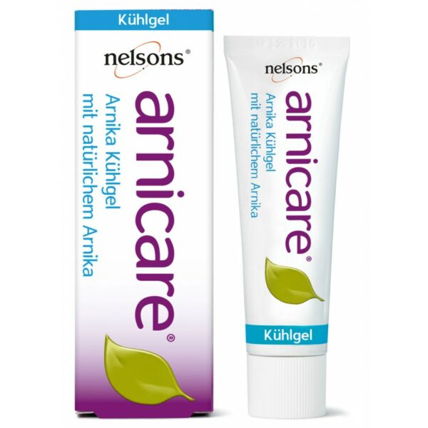 Buy Nelsons Arnicare Cooling Gel Online UK Next Day Delivery