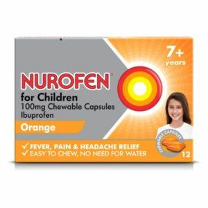 Nurofen For Children Chewable Capsules