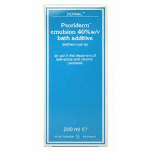 Psoriderm Emulsion Bath Additive 200ml