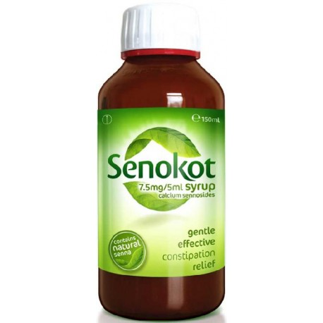 Senokot 12+ Years Syrup