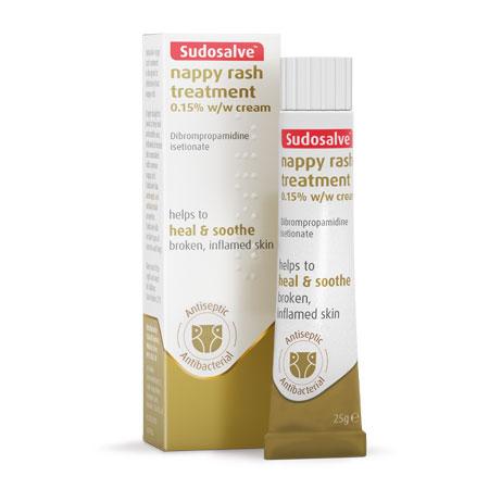 Sudosalve Nappy Rash Cream