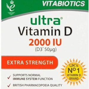 Ultra Vitamin D 2000 IU