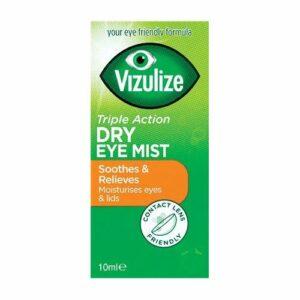 Buy Vizulize Dry Eye Mist Online UK Next Day Delivery